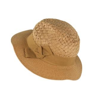 Miękki kapelusz na lato unisex