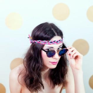 Okulary przeciwsłoneczne Lustarznki