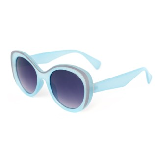 Okulary przeciwsłoneczne Pastelowy oversize