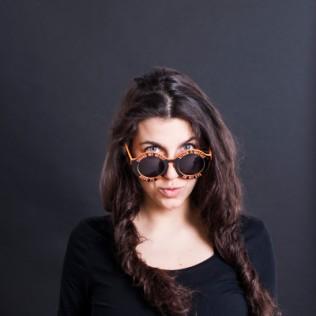 Okulary przeciwsłoneczne Cross My Heart