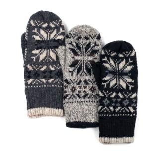 Ocieplane rękawiczki GWIAZDKA