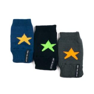 Krótkie rękawiczki-mitenki Gwiazda